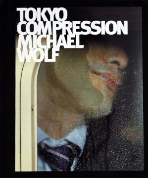 Tokyo Compression by Michael Wolf