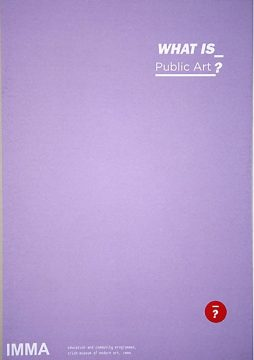 WHAT IS Public Art? - Irish Museum of Modern Art