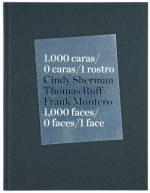 1.000 caras / 0 caras / 1 rostro.