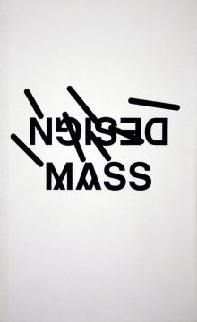 OMP36: DESIGN MASS by Freek Lomme & Others