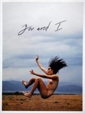 You and I by Ryan McGinley