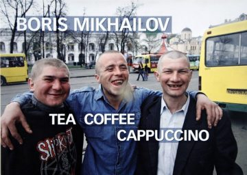 TEA COFFEE CAPPUCCINO by Boris Mikhailov