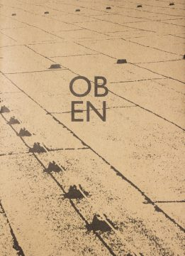 OBEN by Diane Vincent