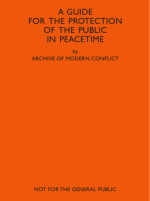 AMC2 Journal Issue 11 –  A Guide for the Protection of the Public in Peacetime