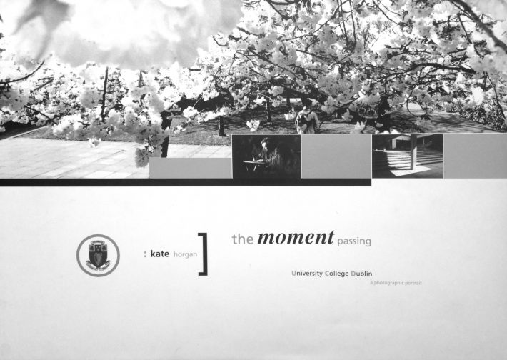 The Moment Passing by Kate Horgan