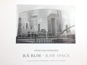 Ra Rum Raw Space by Inger Lise Rasmussen