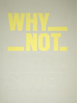 Why Not by Otto Snoek