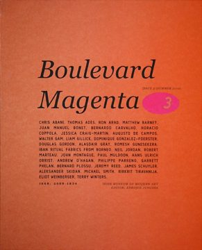 Boulevard Magenta 3 - Irish Museum of Modern Art