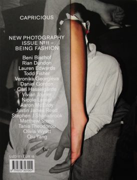 Capricious_ Being Fashion issue 11.