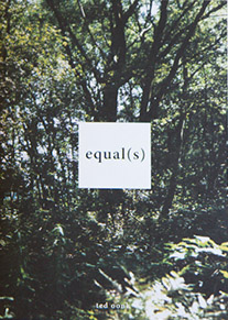 Equal(s) by Ted Oonk