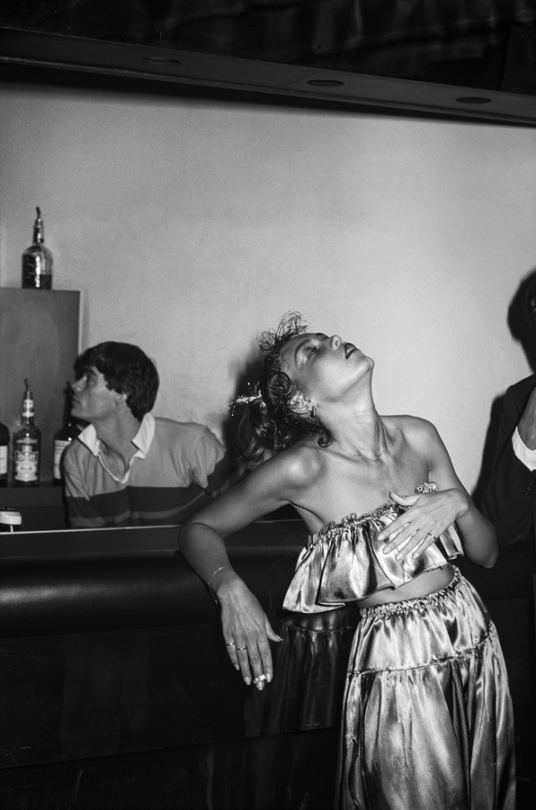 Studio 54 Todd Papageorge