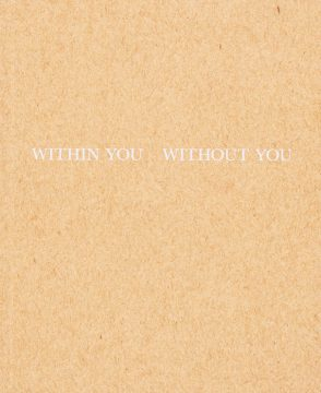 Within You Without You by Kate Golding