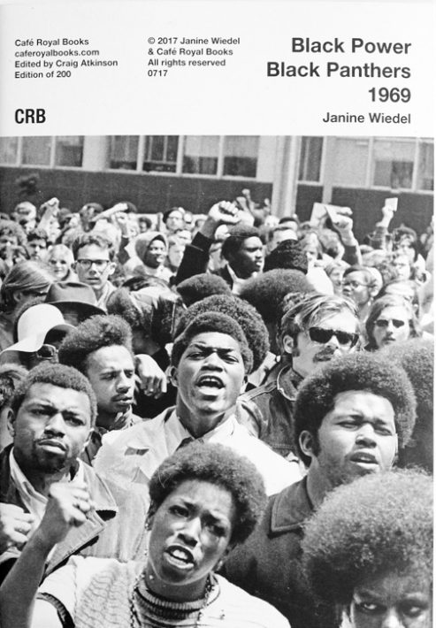 Black Power Black Panthers 1969 by Janine Wiedel